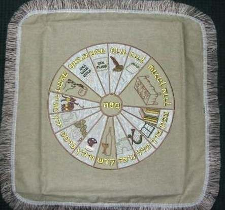 Pesach Matzah covers